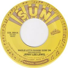 JERRY LEE LEWIS - Whole Lotta Shakin' Goin' On 7""