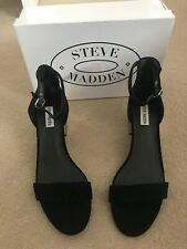 ladies steve madden sandal heels size 8