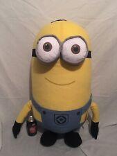 Huge 30� Kevin 2 Eye Minion Plush Stuffed Animal Despicable Me 2 3 Movie