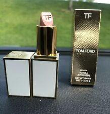 TOM FORD Soleil Lip Foil Lipstick 02 SPANISH FLAME NIB Full SZ 100% Authentic