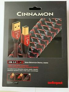 Audioquest Cinnamon USB-Kabel 75cm