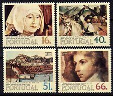 1196 Portugal 1984 Paintings, XXIII LUBRAPEX 84  MNH