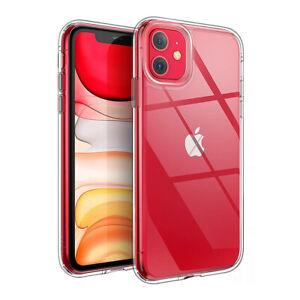 Handyhülle iPhone 13 Mini Pro Max Soft Case Silikon Transparent Schutz Hülle
