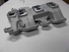 Offy Offenhauser Oldsmobile 59-64 triple intake  4 bolt carbs  394 cu. in.