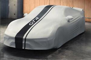 New Genuine Porsche 718 Cayman GT4 Indoor Car Cover 982 044 000 21