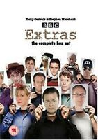 Extras - BBC TV Complete Comedy Series New Sealed Region 2 DVD - 5 Discs Box Set