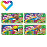 BAMBINO PLASTICINE 12 COLOURS PLAY KIDS VIVID COLOURS PLASTELINA