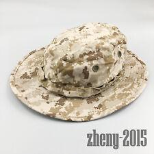 NWT NWU Type II Navy Seal AOR1 desert marpat Boonie Hat SUN COVER size MEDIUM