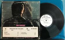 JIMI HENDRIX RAINBOW BRIDGE OST~RARE 1971 STERLING RL WHITE LABEL PROMO~LUDWIG