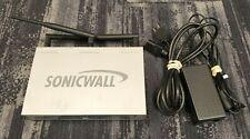 SonicWall TZ 215W Wireless N Security Firewall ALP24-08F