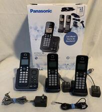 Genuine Panasonic KX-TGC360 Cordless Phone System KX-TG633SK