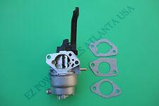 HUAYI 140 Gas Engine Generator Carburetor Assembly Manual No Solenoid