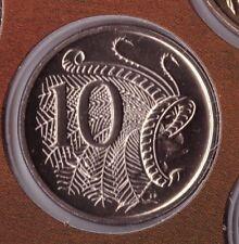 1989 Ten Cent Coin - Uncirculated - Taken from Mint Set