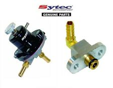 SYTEC MSV FUEL PRESSURE REGULATOR + NISSAN PULSAR GTI-R FUEL RAIL ADAPTOR KIT