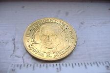 10 WILLIAM BILL CLINTON  2000 Sunoco U.S Presidential Coin #1 LOT
