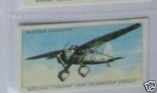 #5 westland lysander army co-operation aircraft card