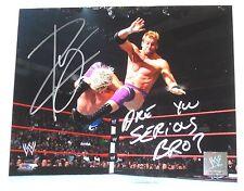 WWE ZACK RYDER SIGNED PHOTOFILE PHOTO WITH EXACT PROOF 10