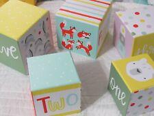 Cloud Island Decorative Nesting Stacking Boxes Baby Nursery Decor Set of 5