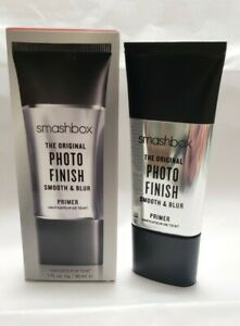 Smashbox The Original Photo Finish Smooth & Blur Primer 1oz/30ml New