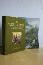 Alan Lee: Hobbit & Lord of the Rings Sketchbook, signed limited edition, Tolkien