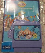 Vtech V.Smile - Cranium - Le Parc d'attractions (Game and Manual)