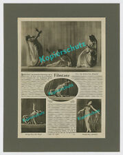 Leni Riefenstahl Ausdruckstanz Erotik Mystik Diotima Stummfilm UFA Berlin 1926