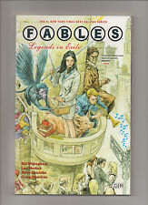 Fables: Legends In Exile - Vol 1 TPB 4th Print - (Grade 9.2) 2012