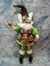 Mark Roberts Gingerbread Fairy, Medium 51-27888 from 2012 Retired