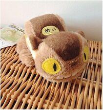 Miyazaki Hayao Studio Ghibli My Neighbor Totoro Soft Plush Toys Bus Cat Dolls