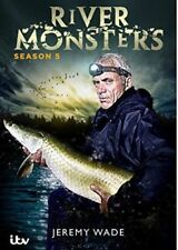 River Monsters Series 5 DVD 5060352302431 Jeremy Wade