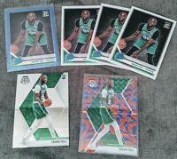 2019 Tacko Fall Rookie 6-Card Lot incl Red Reactive Mosaic Boston Celtics