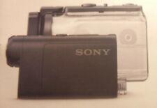 SONY HDR-AS50 Zeiss Action Cam, WLAN, Schwarz, incl. 32 GB SD-Karte Wasserdicht