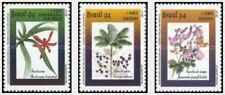 Timbres Flore Brésil 2180/2 ** année 1994 lot 27685