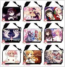 Anime Puella Magi Madoka Magica Madoka Messenger Bag Shoulder Laptop Bag Satchel