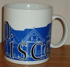 STARBUCKS San Francisco City Mug ceramic collector series 1994
