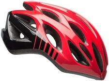 Bell Draft MIPS Cycling Helmet (Gloss Hibiscous Black / Universal Size)