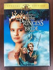 The Princess Bride (DVD, 2001) Special Edition Comedy 80s PG Classic Bonus Feat