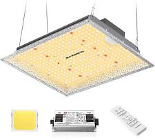 100W Grow Light, MAXSISUN 2021 Remote Control Dimmable MF 1000 LED Grow Lights a