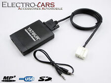 INTERFACE MP3 USB AUDIO AUTORADIO COMPATIBLE SUZUKI JIMNY II DEPUIS 2002
