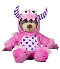 """Teddy Bear Clothes - Pink Monster Outfit 16"""" teddy mountain"""
