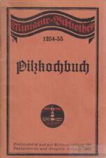 Pilzkochbuch: Jühling, Johannes