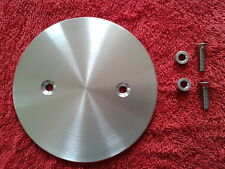 CNC ALUMINIUM BRUSHED FINISH SMALL PULLEY 29 TOOTH COVER BUELL S1 LIGHTNING