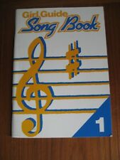 Girl Guide Song Book