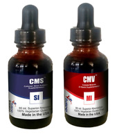 Colloidal Combo Pack of ionic minerals & vitamins (2X 60ml)