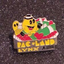 RARE PINS PIN'S .. JEU VIDEO GAMES BD COMICS ATARI LYNX PAC-LAND