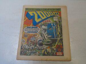 2000 AD Comic - PROG No 7 - Date 09/04/1977 - UK  Paper Comic