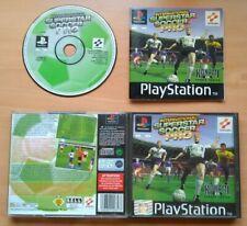 International Superstar Soccer Pro (Sony PlayStation 1, PS1)