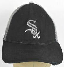 Black White Sox MLB Era Malla Sombrero Gorra Camionero New Ajustable Gorra ebf72d9a17c