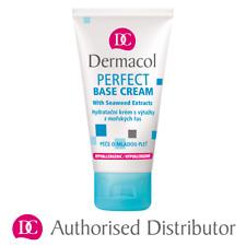 DERMACOL Perfect BASE CREAM 50ml HYPOALLERGENIC MOISTURISER Makeup Primer