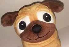 "10"" Kohls Cares Yip Snap Yap Plush Pug Dog Toy Animal SO CUTE!  FREE SHIPPING"